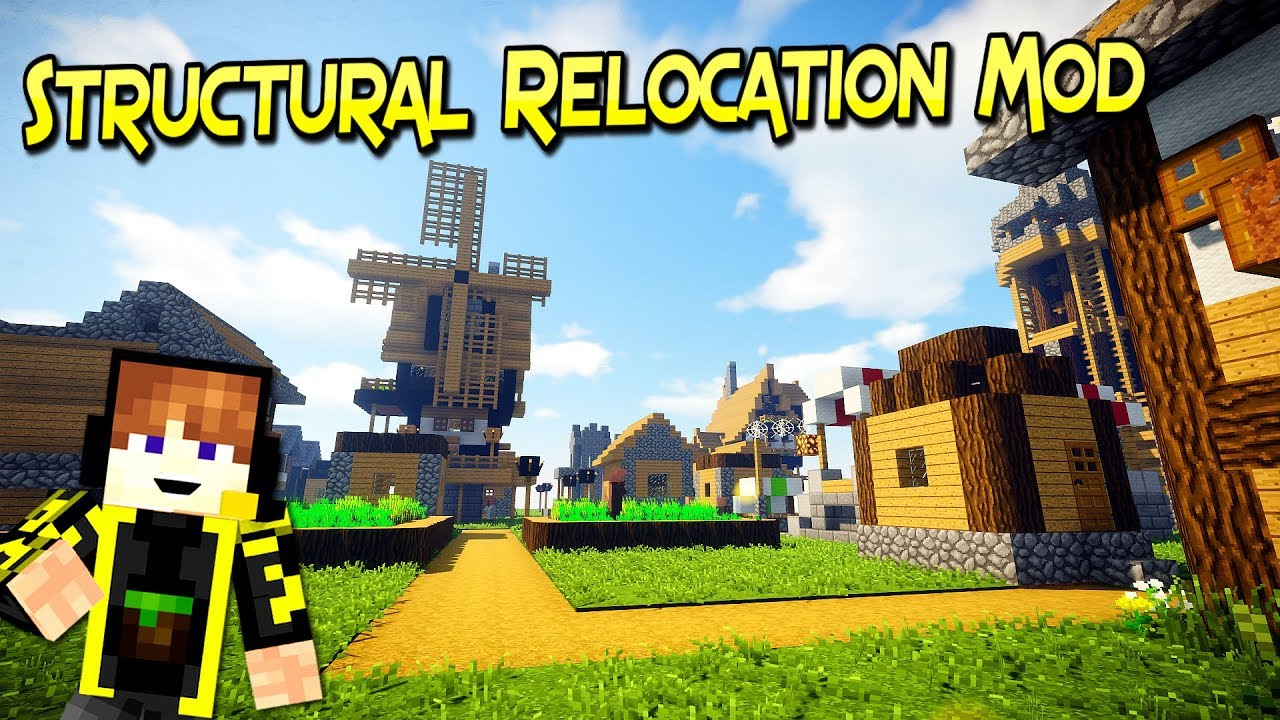 Structural Relocation Mod