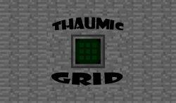 Thaumic Grid Mod