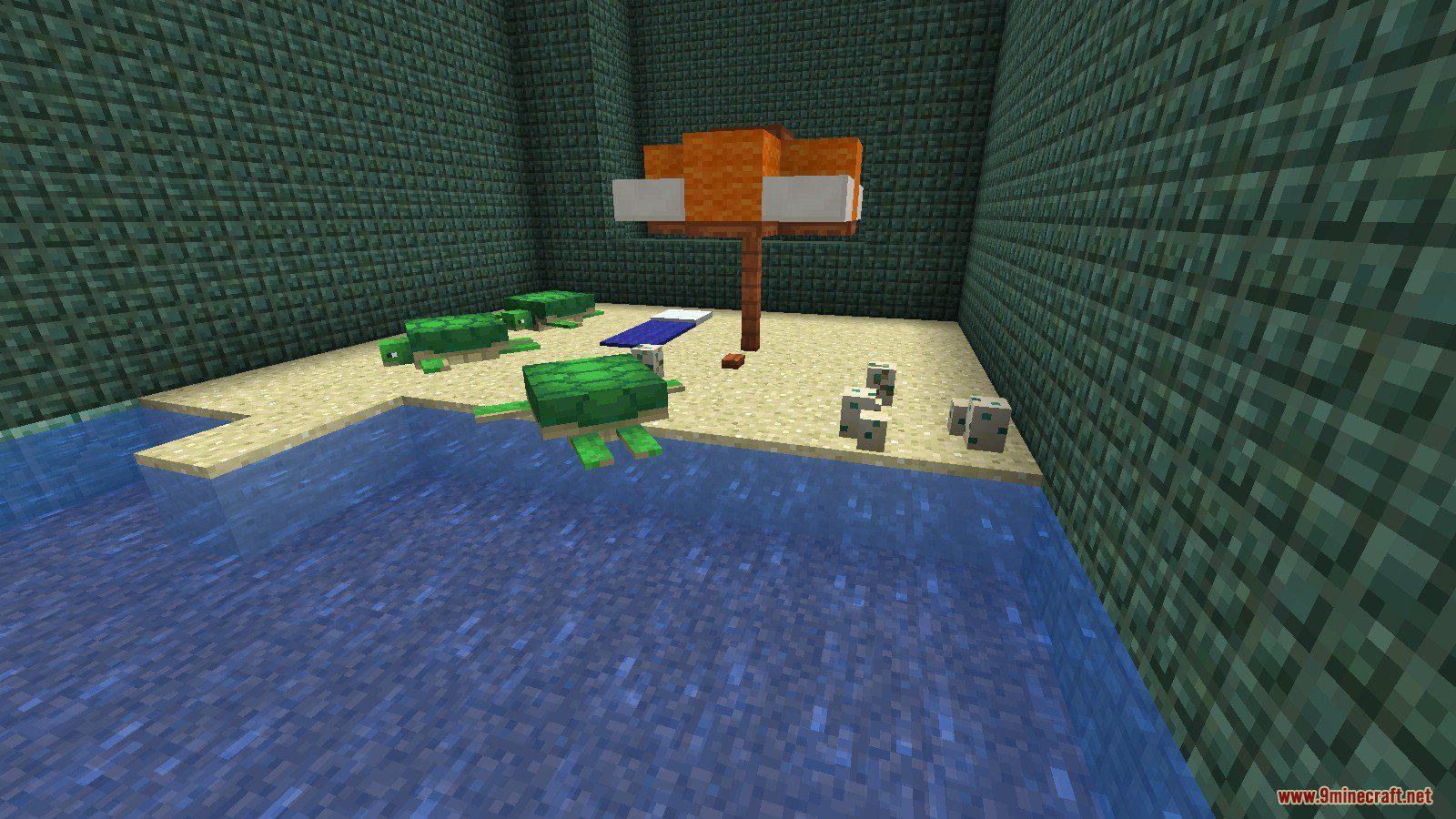 The Aquatic Update Map Screenshots (8)