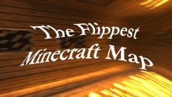 The Flippest Minecraft Map Thumbnail