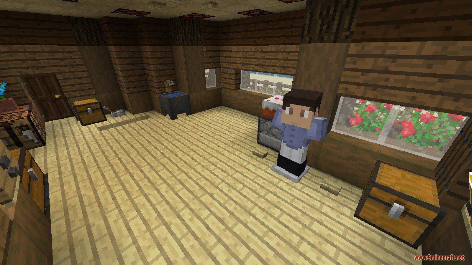 The Rustic Piston House Map Screenshots (1)