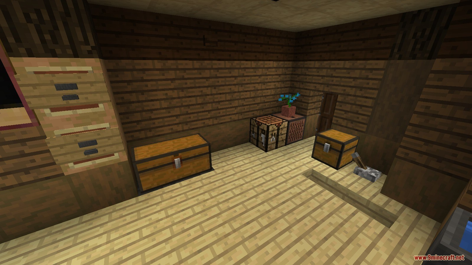 The Rustic Piston House Map Screenshots (2)