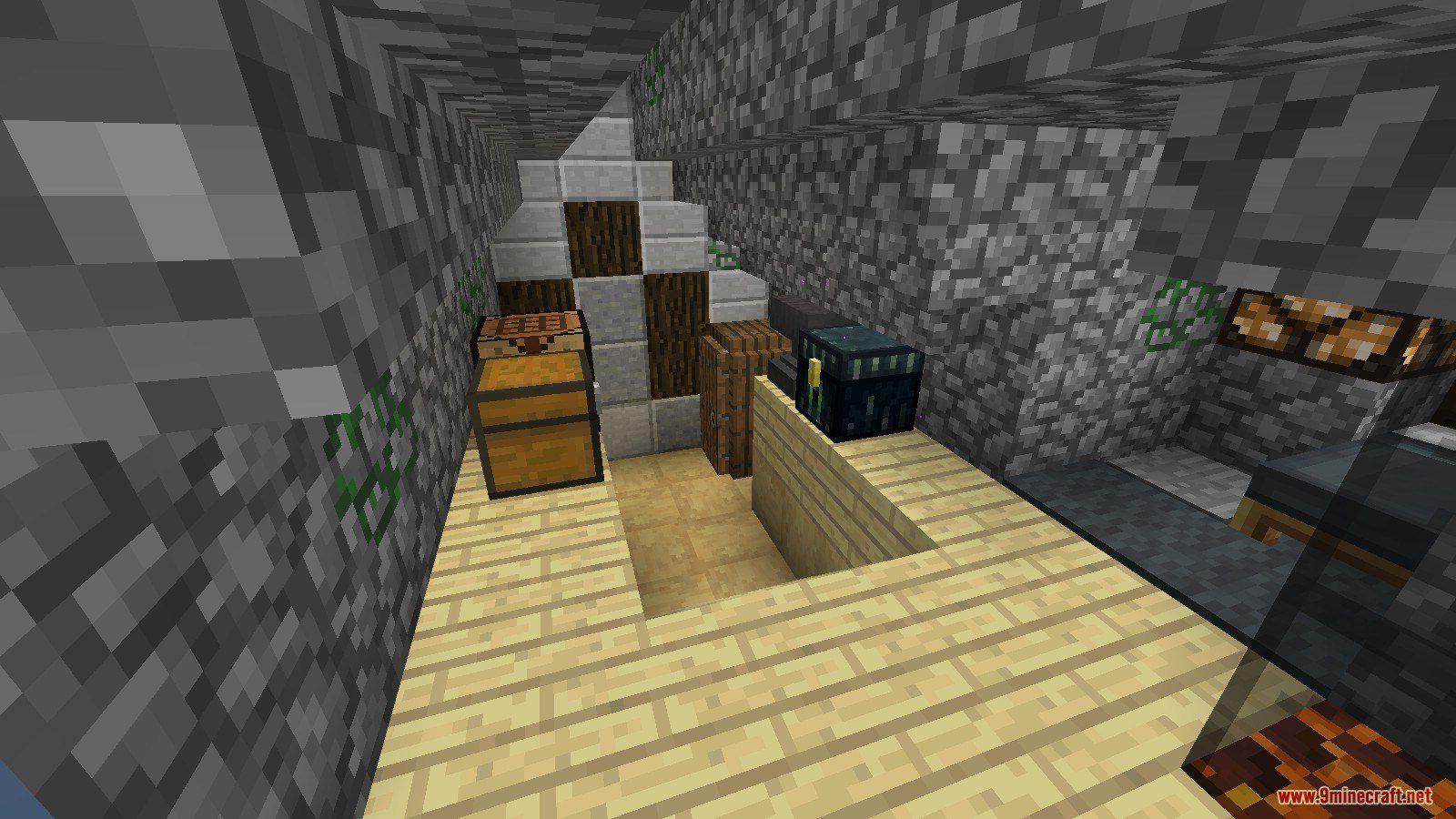 The Rustic Piston House Map Screenshots (3)