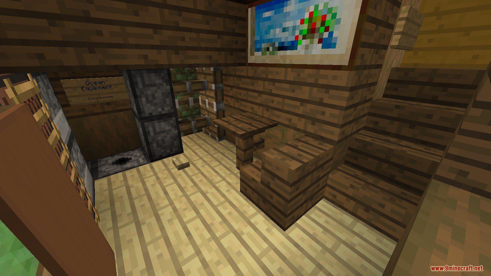 The Rustic Piston House Map Screenshots (7)