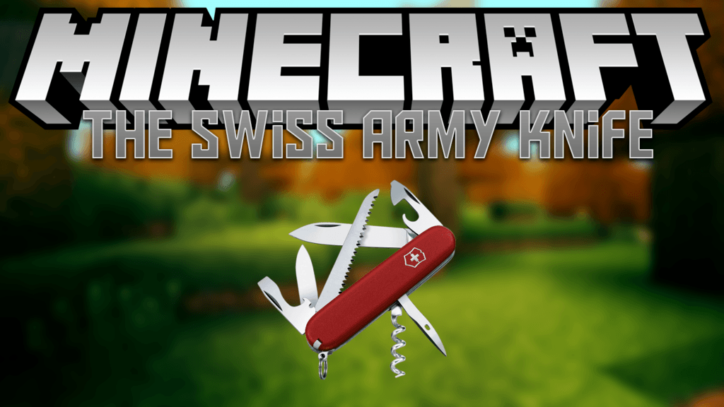 The Swiss Army Knife Mod 1 7 10 9minecraft Net