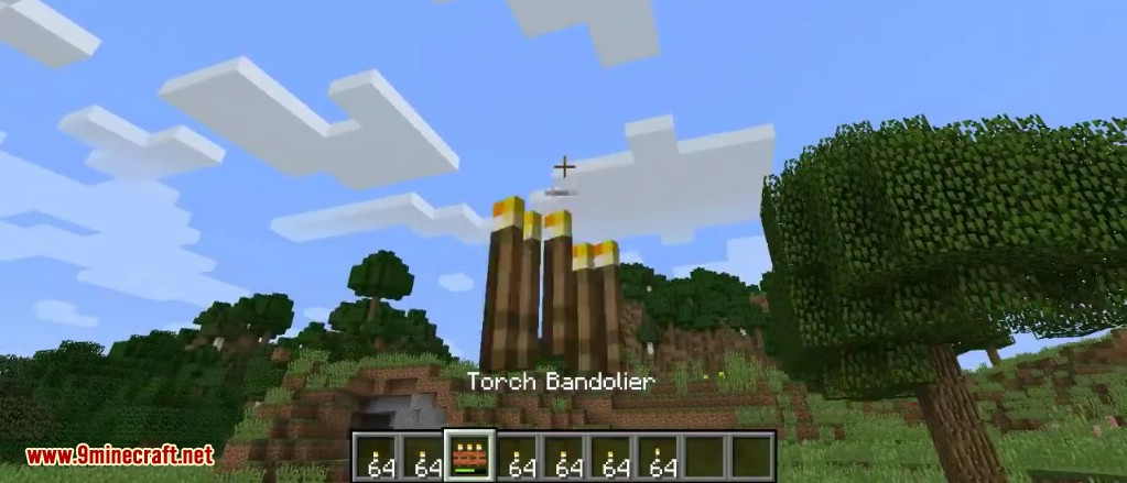 Torch Bandolier Mod Screenshots 6