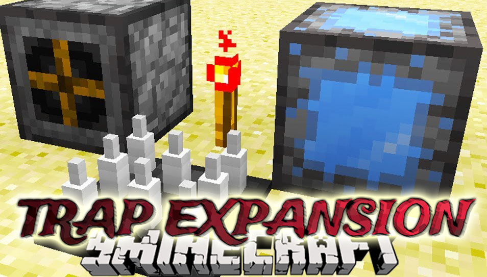 Trap Expansion Mod