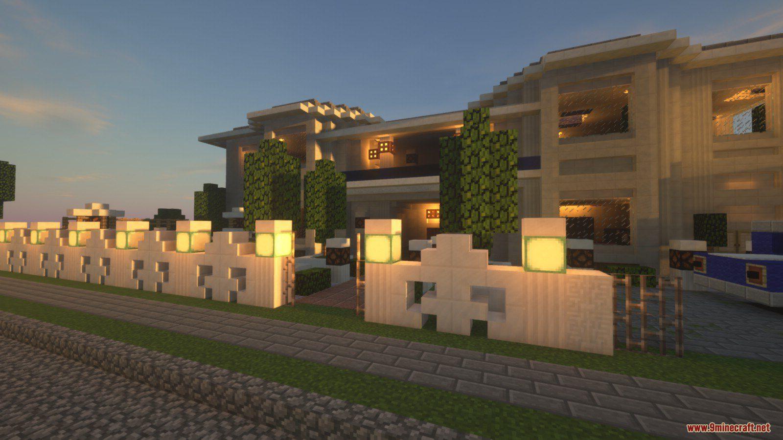 Villa One Map Screenshots (1)
