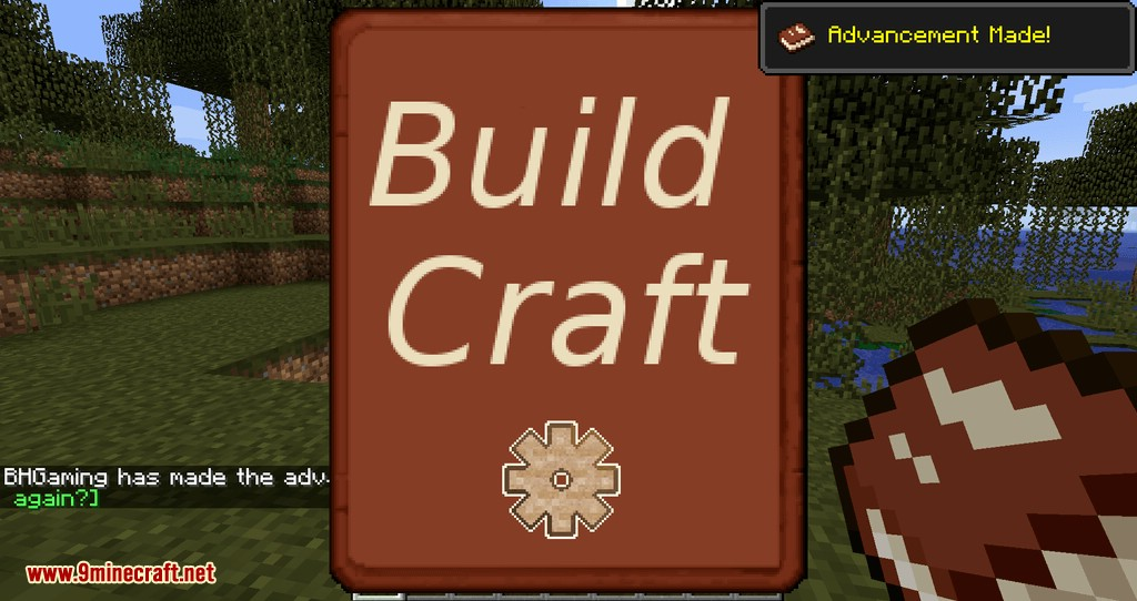 Additional Pipes for Buildcraft mod for minecraft 01