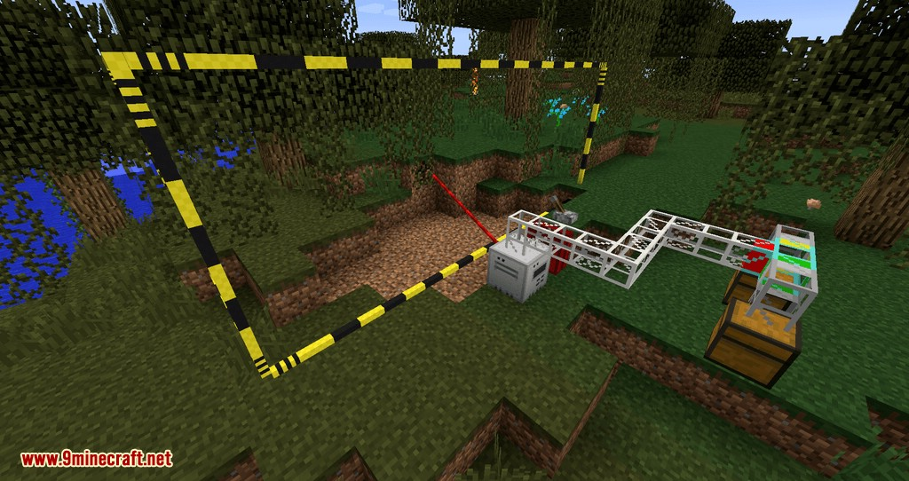 Additional Pipes for Buildcraft mod for minecraft 04
