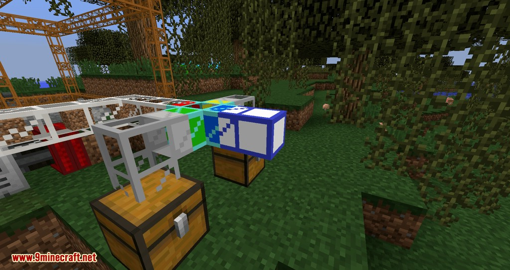 Additional Pipes for Buildcraft mod for minecraft 09
