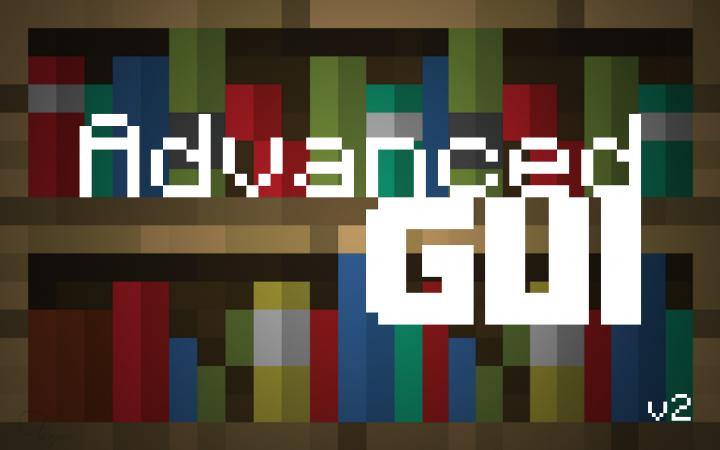 Advanced GUI Resource Pack