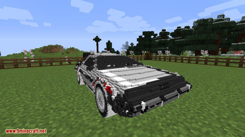 Back to the Future Return Mod Screenshots 1