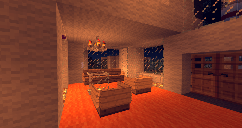 Better Deco mod for minecraft 01
