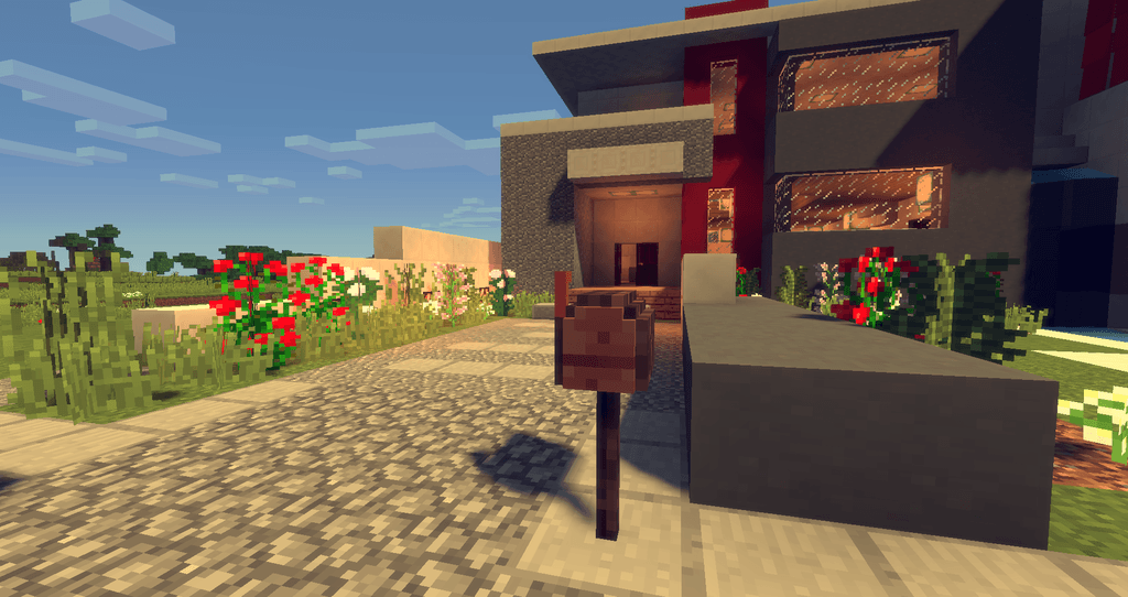 Better Deco mod for minecraft 05