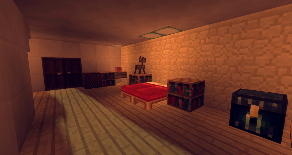 Better Deco mod for minecraft 08