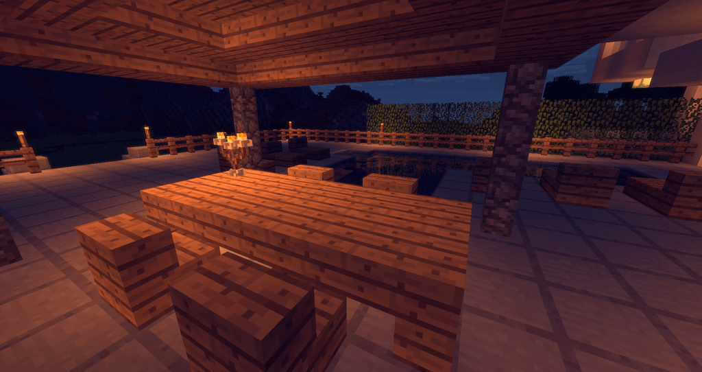 Better Deco mod for minecraft 09