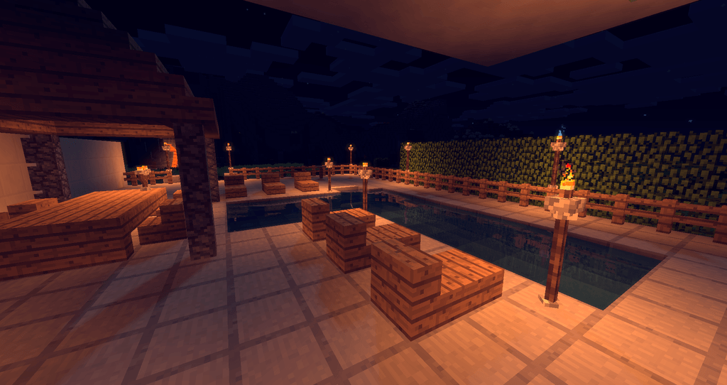 Better Deco mod for minecraft 10