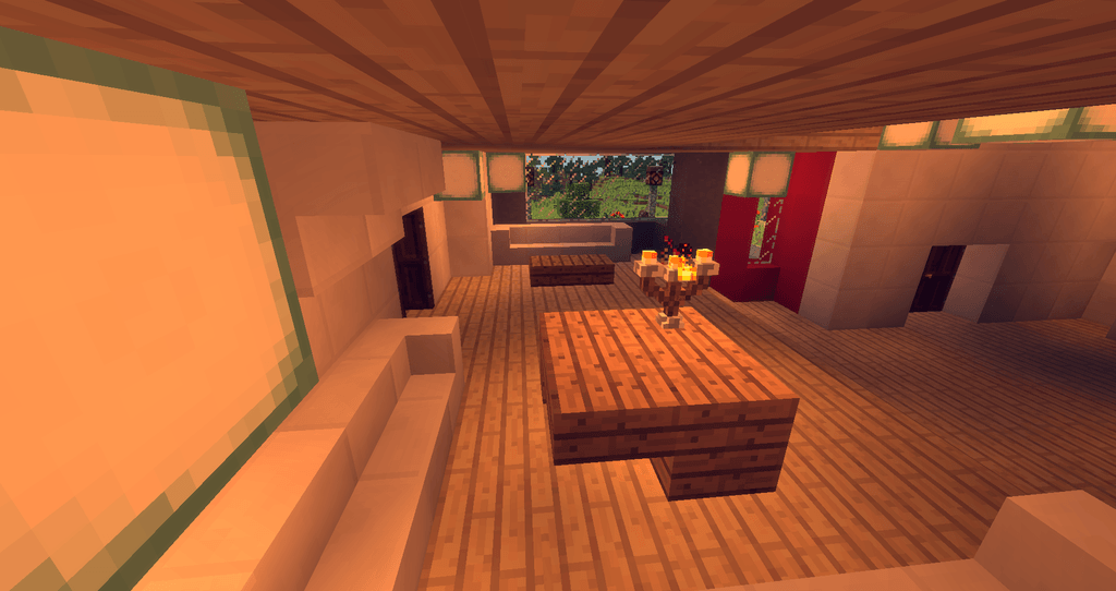 Better Deco mod for minecraft 11