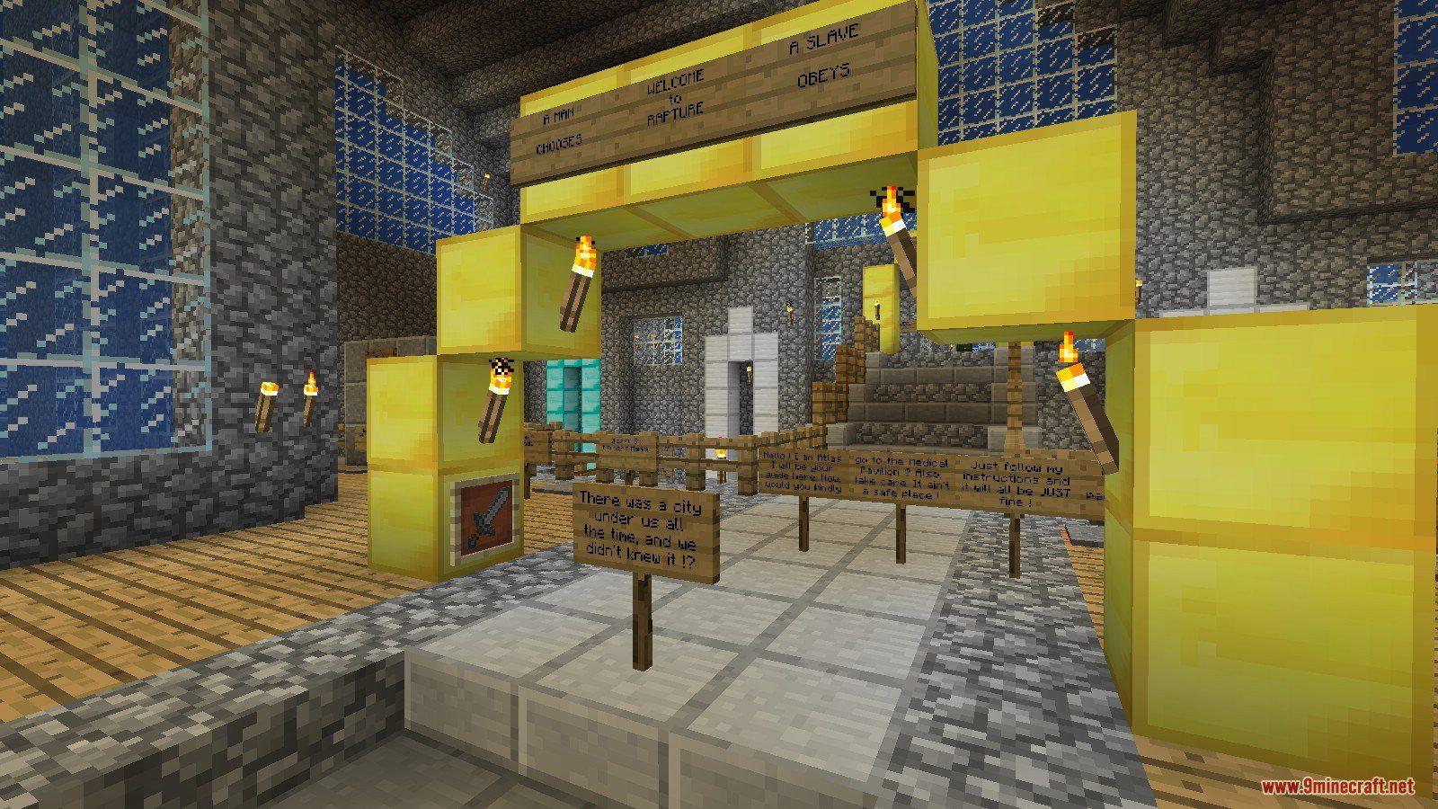 Bioshock Map Screenshots (4)