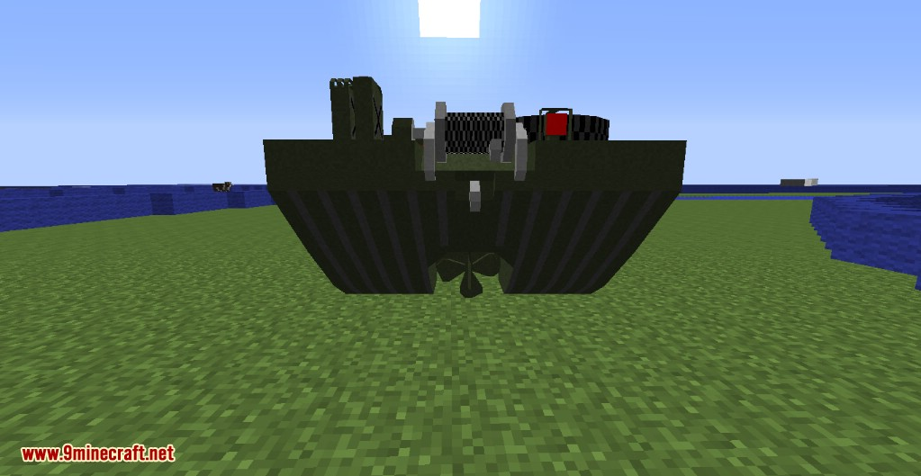 Minecraft civilian mod