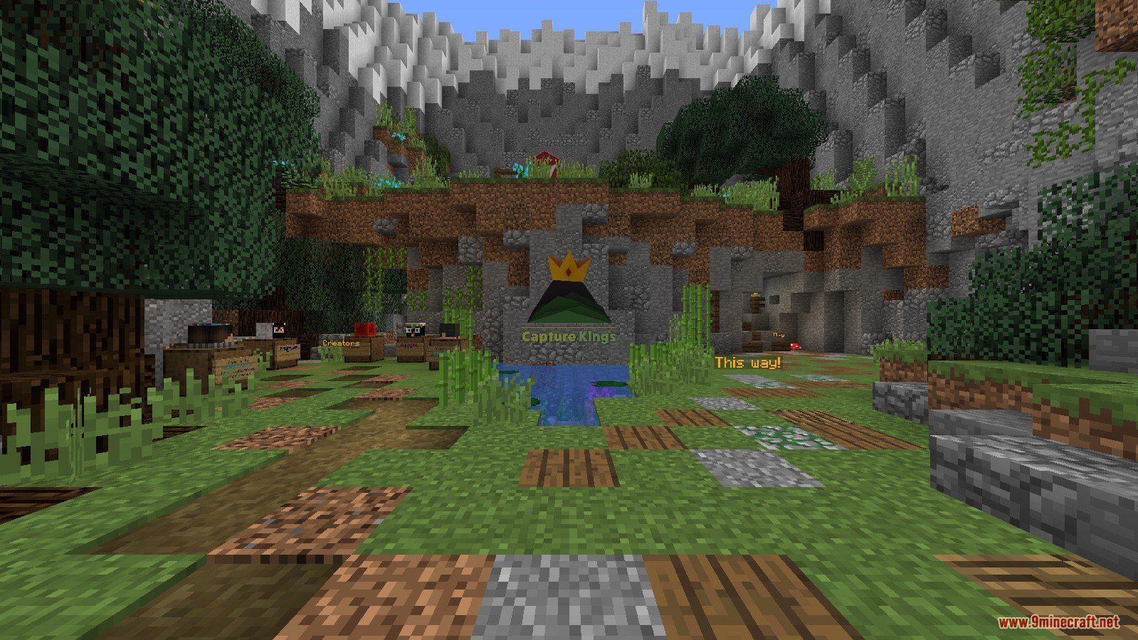 Capture Kings Map Screenshots (1)