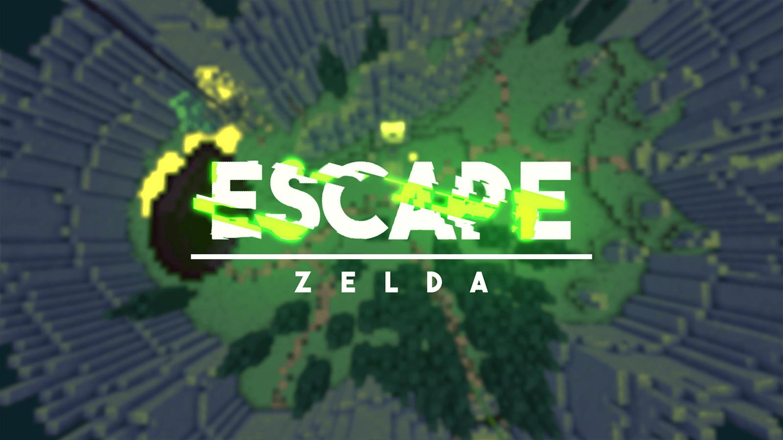 Crainer\'s Escape: Zelda Map 1.12.2/1.12 for Minecraft - 9Minecraft.Net