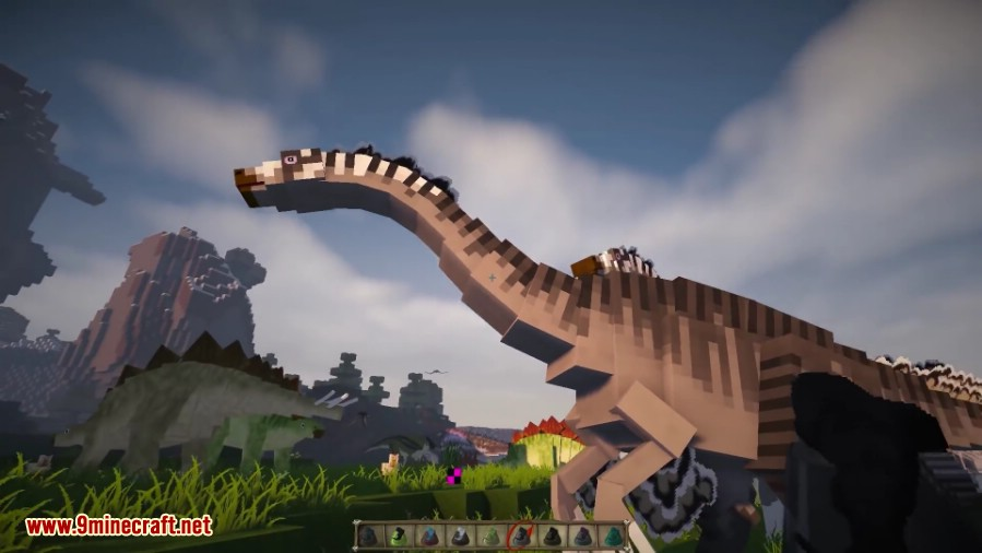 Dinosaurs Mod 1 12 2/1 10 2 (T-Rex, Triceratops