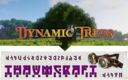 Dynamic Trees Thaumcraft Compat Mod
