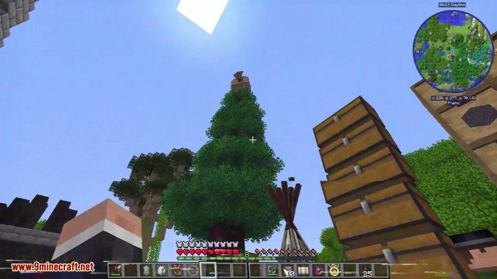 Dynamic Trees Thaumcraft Compat Mod Screenshots 3
