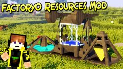 Factory0 Resources Mod