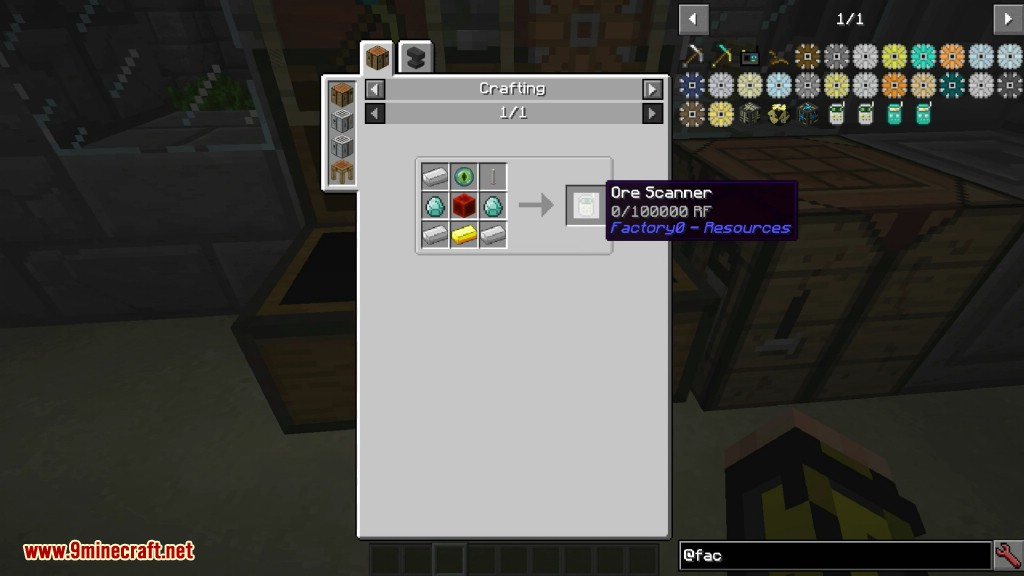 Factory0 Resources Mod 1 12 2 (A New Way to Extract