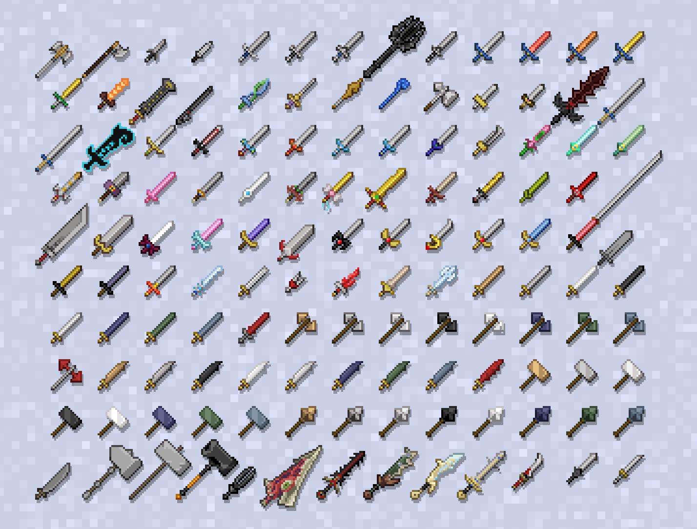 Heroic Armory Mod Screenshots 1