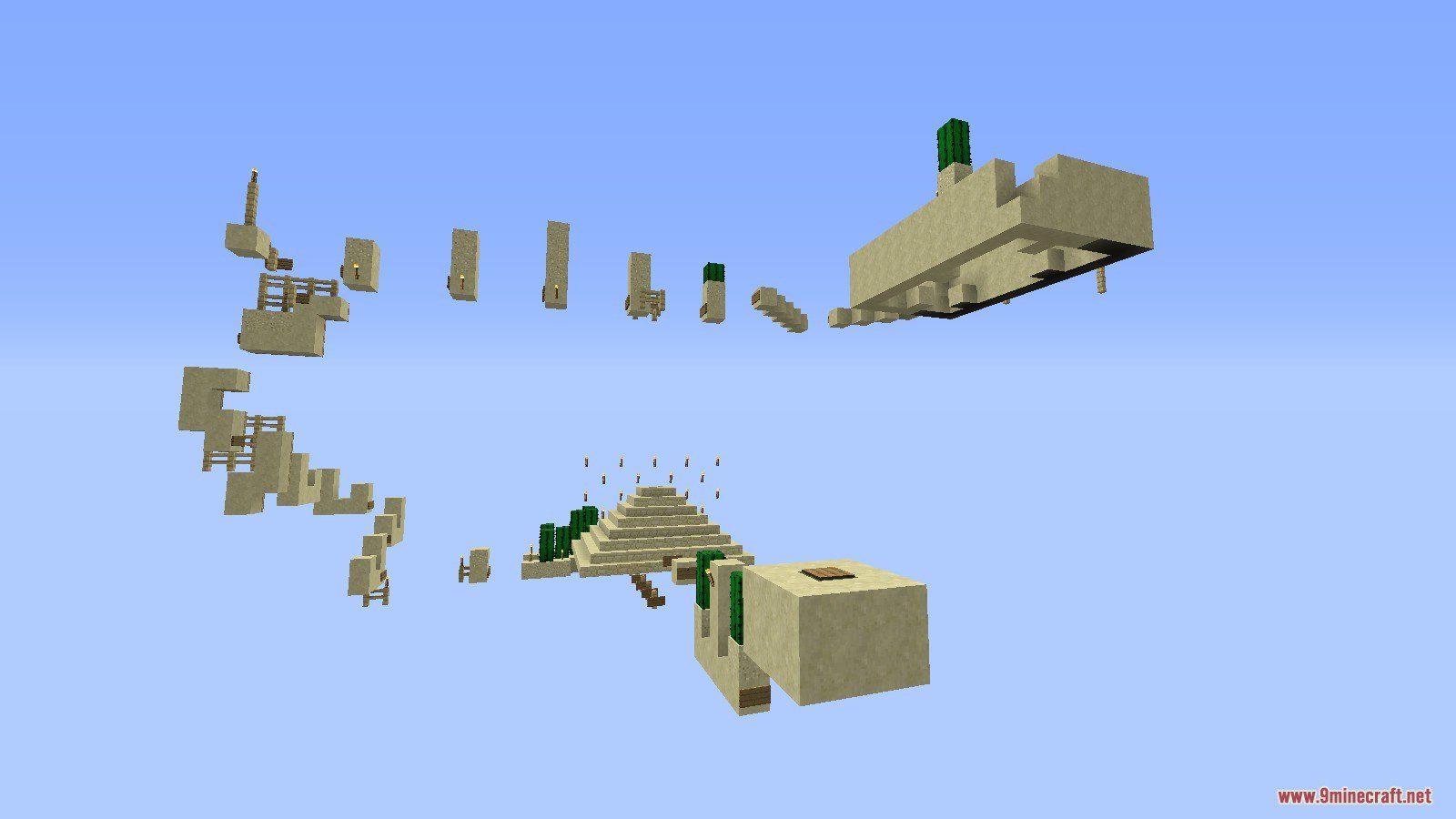 JUMP! Map Screenshots (11)
