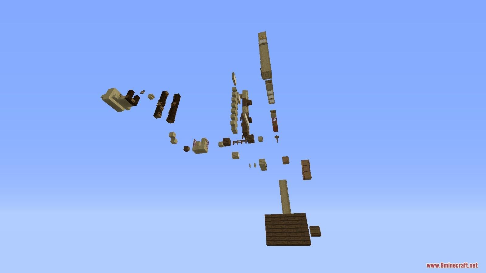 JUMP! Map Screenshots (7)
