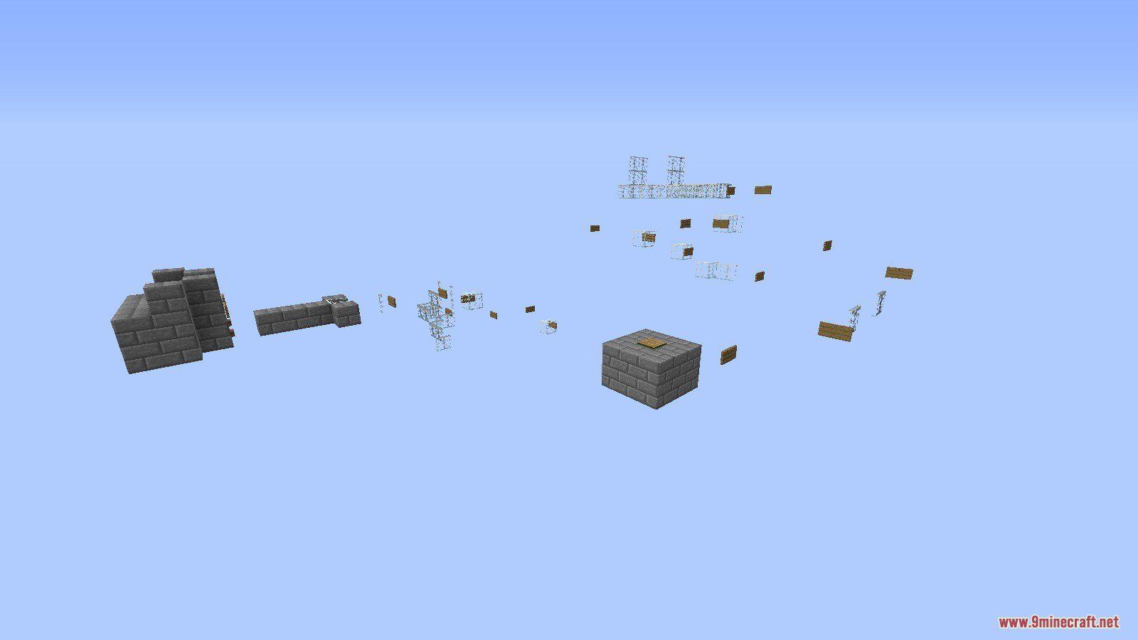 JUMP! Map Screenshots (9)