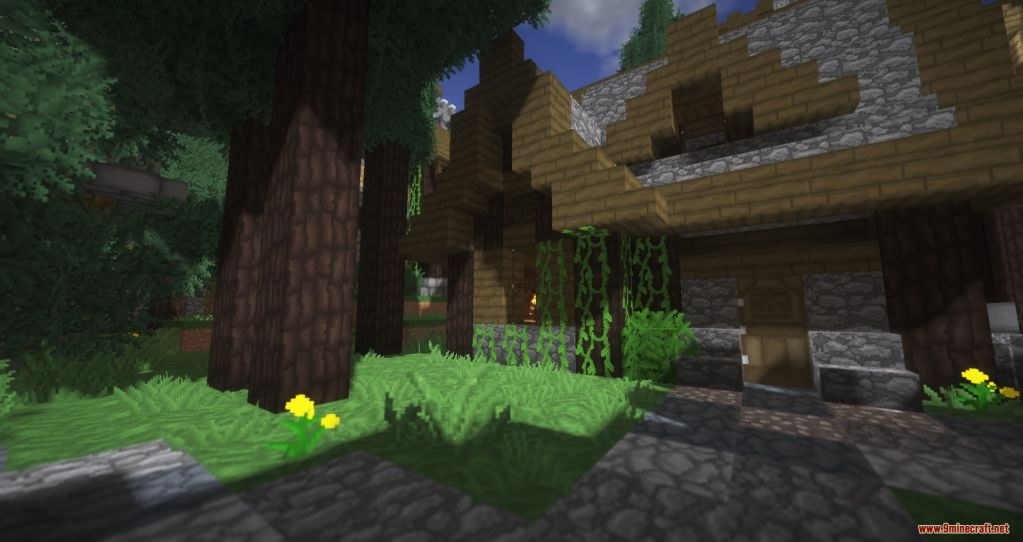 Majestica Resource Pack Screenshots 1