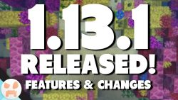 Minecraft 1.13.1 Official Download