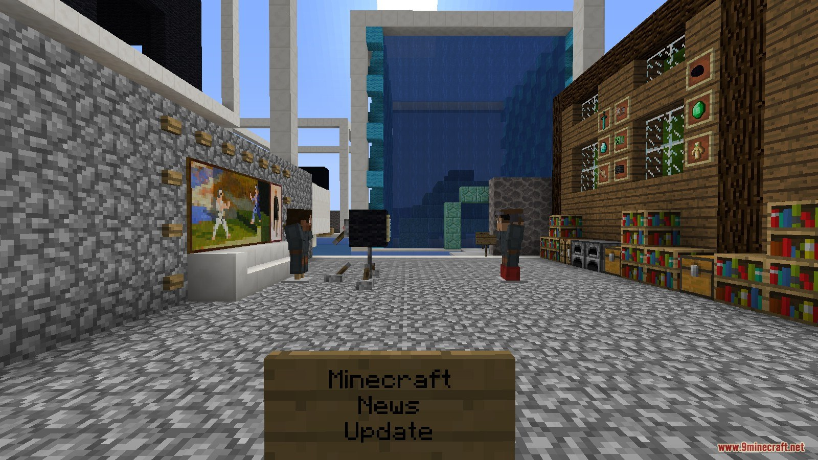 One Chunk Find The Button Logdotzip Map Screenshots (4)