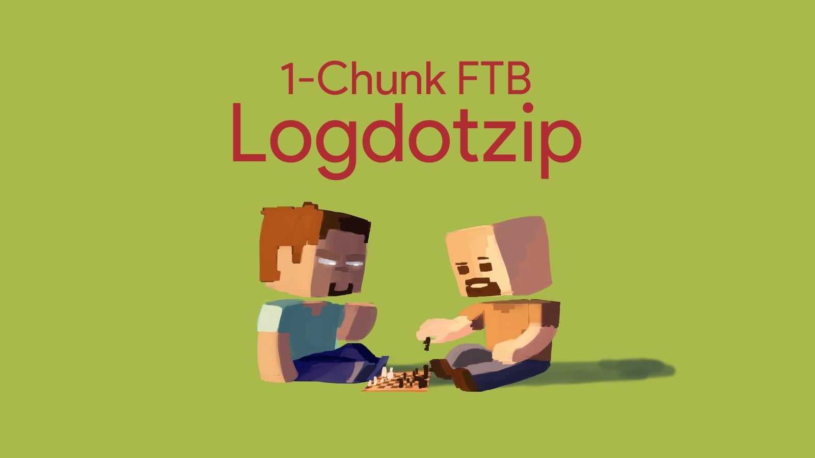 One Chunk Find The Button Logdotzip Map Thumbnail