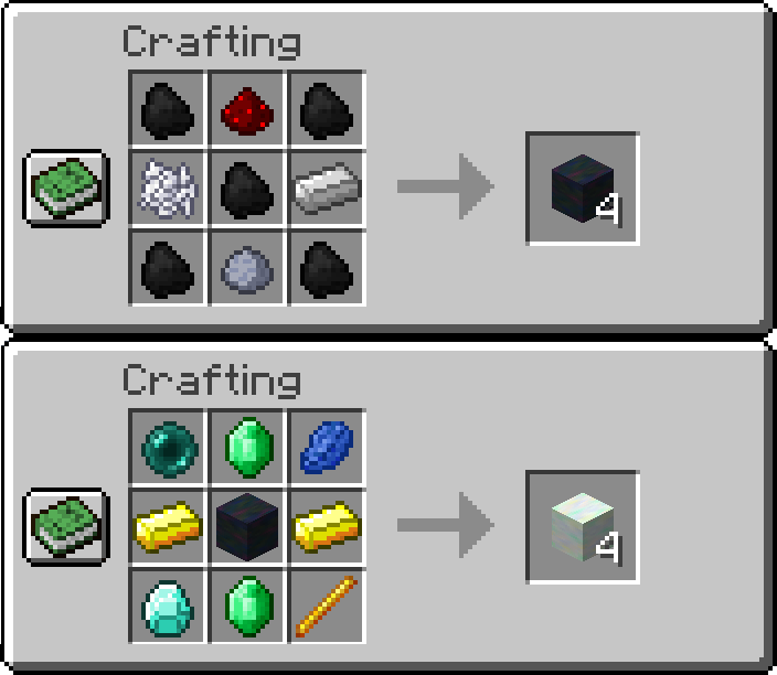 Ore Reeds Mod Crafting Recipes 1
