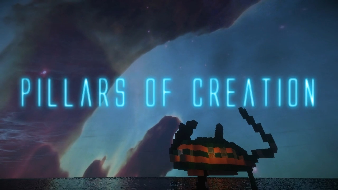 Pillar of Creation Resource Pack