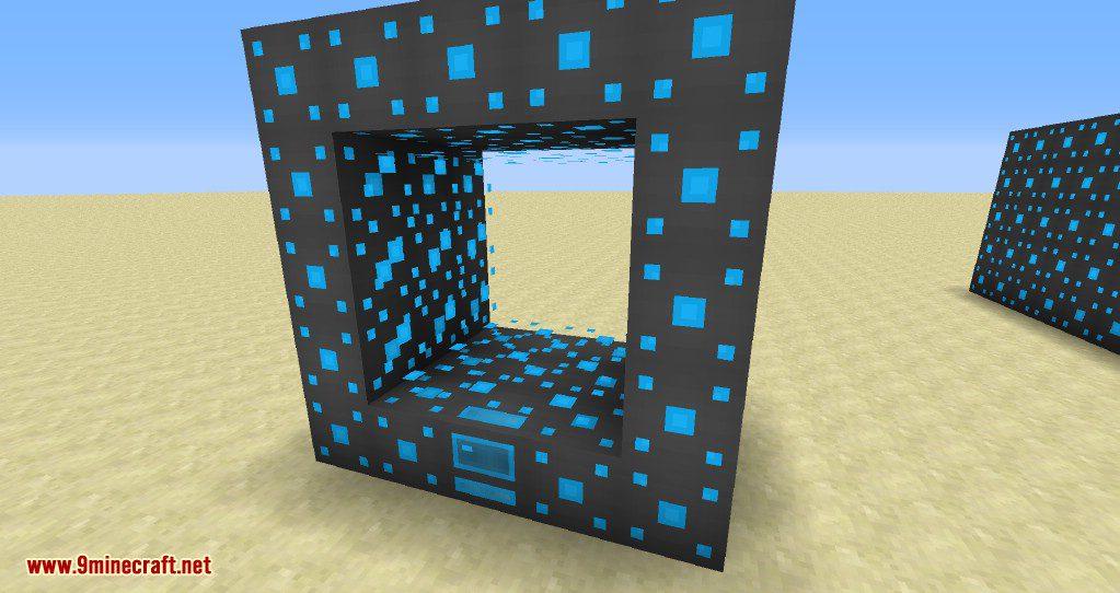 Portality Mod How to use 1