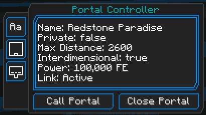 Portality Mod How to use 3