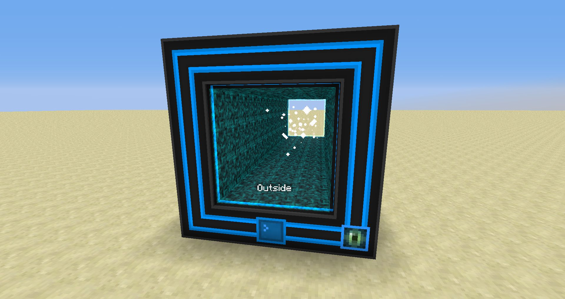 Portality Mod for Minecraft 01