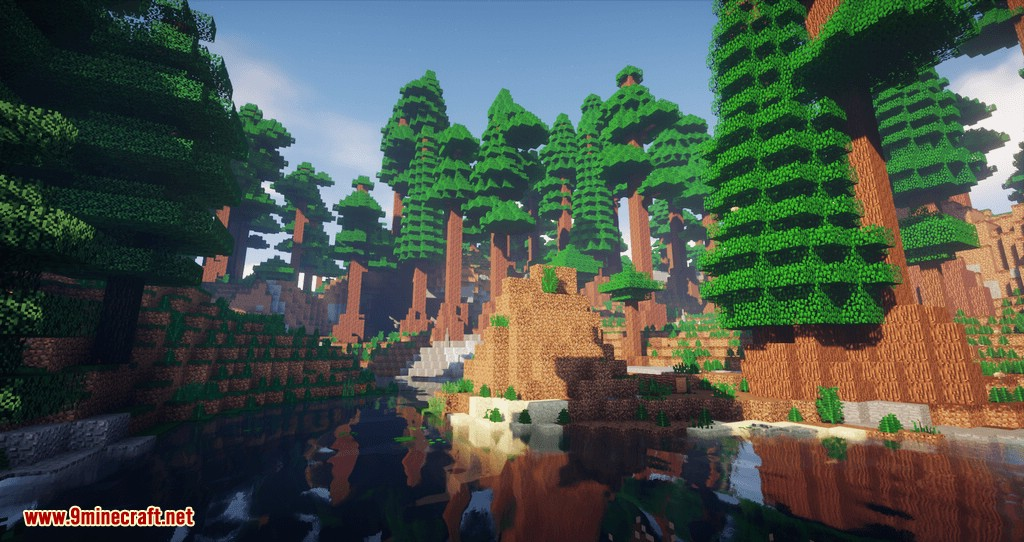 Project Vibrant Journeys mod for minecraft 03