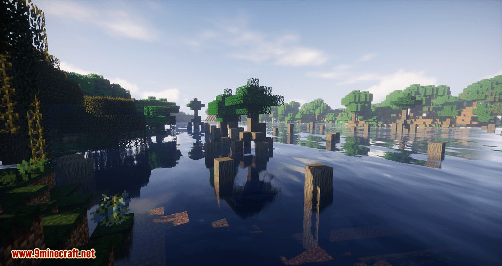Project Vibrant Journeys mod for minecraft 04