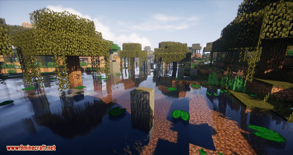 Project Vibrant Journeys mod for minecraft 05