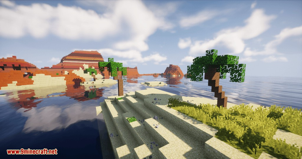 Project Vibrant Journeys mod for minecraft 06