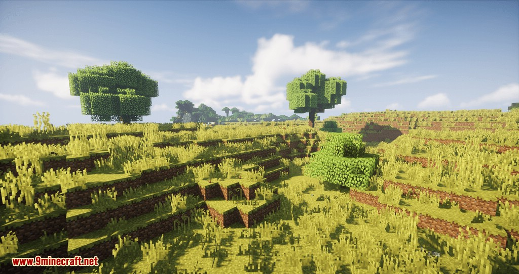 Project Vibrant Journeys mod for minecraft 07